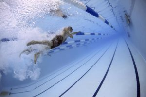 Can You Swim with Contact Lenses